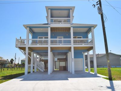 Photo for Brand new (May 2019) 6 Bedroom,  5 1/2 Bath Beach House.