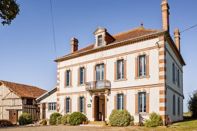 Vintage Mansion In Caupenne D Armagnac With Private Swimming Pool Caupenne D Armagnac