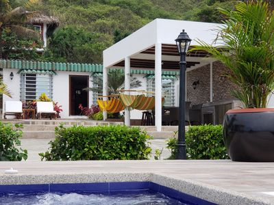 Photo for Beachfront 4 Bedrooms  3 bath house Private Direct access to the beach.