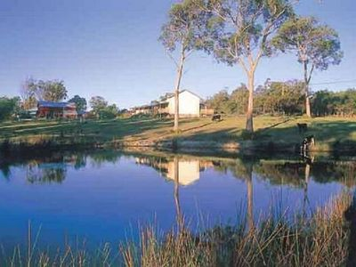 Photo for Platypus Park Country Retreat - Peaceful Brid 1br s/c Apartment, WiFi