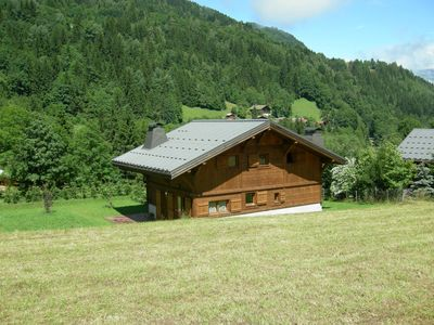 Photo for 4BR Chalet Vacation Rental in Les Contamines-Montjoie, Auvergne-Rhône-Alpes