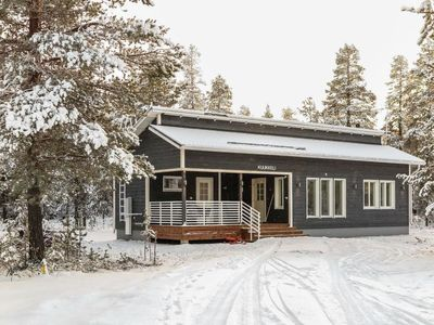 Photo for Vacation home Kuukkeli in Raattama - 4 persons, 2 bedrooms