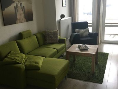 Photo for Double room and separate living room with sofa bed and kitchen - Fewos Marina Greifswald
