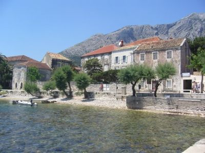 Photo for 2BR Apartment Vacation Rental in Dubrovnik-Neretva County, Op?ina Orebi?