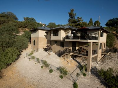 Photo for Luxury ~ Stunning Views From It's Hilltop ~ Only 3 Blocks To Downtown Paso