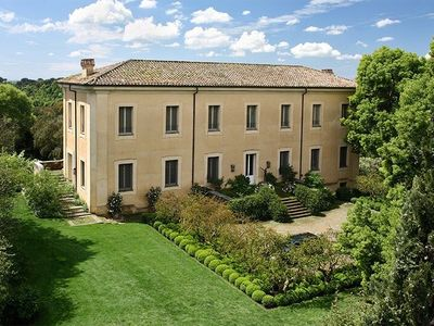 Photo for holiday vacation large villa rental italy, lazio, near rome, pool, air conditioning, gardens, view, large estate, castle