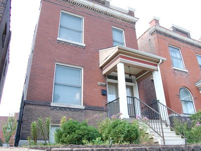 Photo for SPACIOUS home in one of the best locations in STL! (Great for family or work!)
