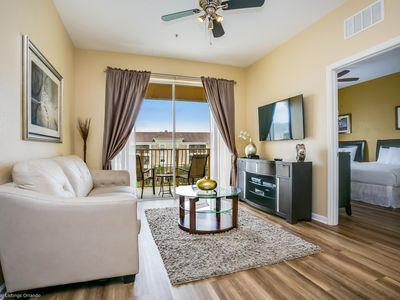 Photo for Charming 3BR, 2BA condo located off Universal Blvd!!!