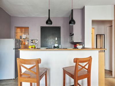 Photo for Nice flat for 2 persons - Oberkampf