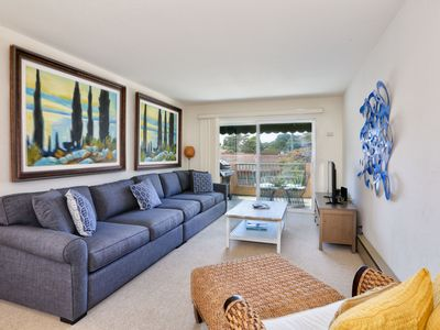 Photo for Beach House Modern Villa in Capitola Village *Great Location. Parking for 2. Steps to Capitola Village/Beach*