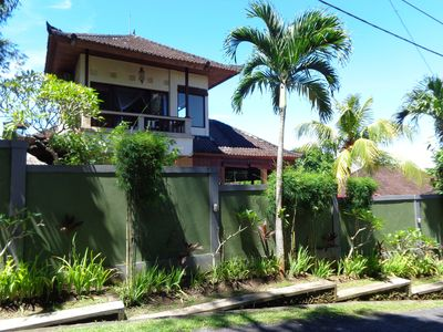 Photo for 3- Bedroom Villa with pool in Canggu