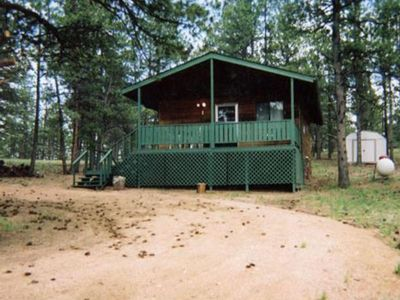 Photo for Bigfoot Trail Cabin-Private and cozy with Hot Tub--Dog Friendly