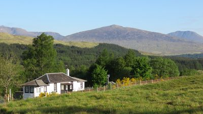 Photo for Pet Friendly Cottage set in Stunning Mountain Scenery on the West Highland Way