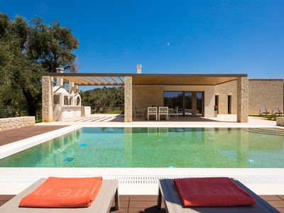 Photo for Ianira, Modern Private Villa With Swimming Pool