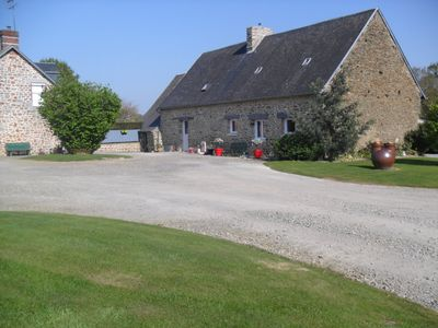 Photo for Cottage 8 people 7km from Mont Saint Michel