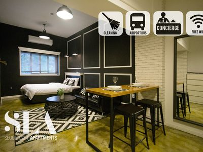 ★SLA★03.Central Classic Loft(Monthly Discount/DDP)