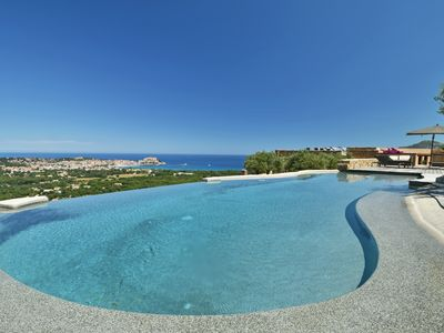 Photo for Splendid villa near Calvi