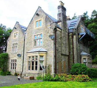 Photo for Cleugh Manor; Superb Entertaining Space for Families, History and Nature Lovers