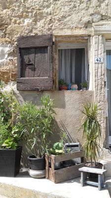 Photo for Holiday house in typical Provencal village for nature lovers.