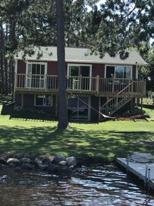 Photo for Lake Alice lakefront home for rent