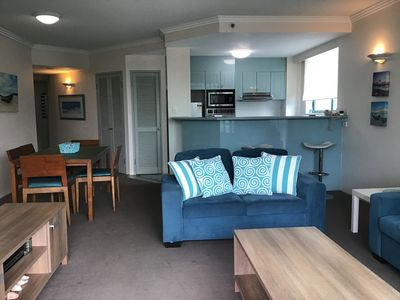 Photo for Spacious apartment in great family resort