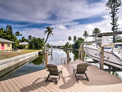 Photo for Waterfront Marco Island House w/Dock, Lanai & Pool