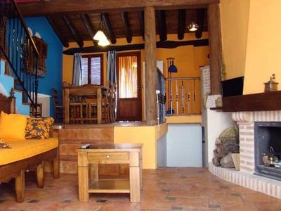 Photo for Casa Rural Tornero for 8 people