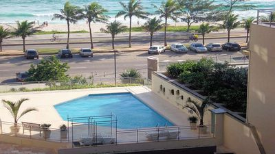 Photo for Barra Palace Apart Hotel on the beachfront