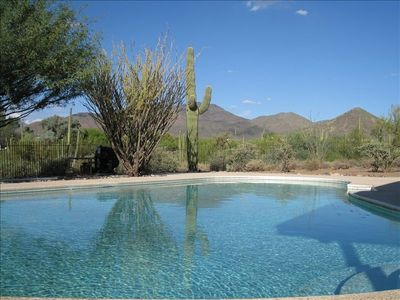 Come and enjoy your private retreat in the Sonoran Desert