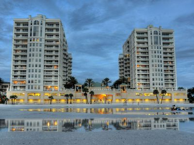 Photo for Beach Front Luxury 3BR Condo at Mandalay Beach Club