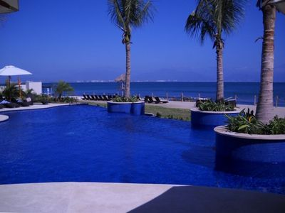 Photo for Private Beach with Magnificent Views!