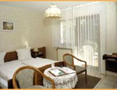 "Photo for Hotel-Gasthof ""Zur Krone"" double room with balcony - BE-Hotel-Gasthof ""Zur Krone"""