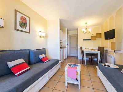 Photo for Pierre & Vacances Residence Le Domaine de Bordaberry - Two-Room Apartment 4/5 People Standard Eco