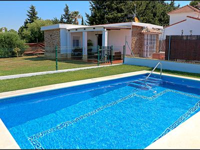 Photo for Family holiday home with private pool