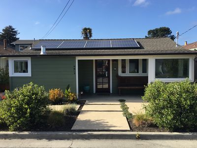 Photo for Capitola Village perfectly refurbished large beach bungalow