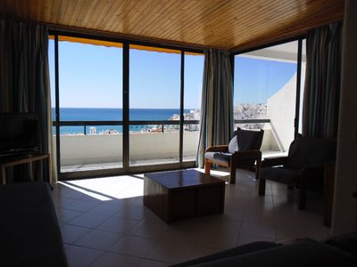 Photo for Albufeira, Ocean Balcony (63)