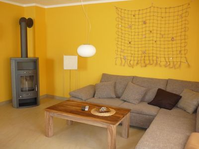 Photo for 300 m to the white sandy beach, 150 m² living space, 3 bedrooms, 1 living room, 2 bathrooms