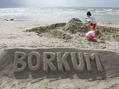 Photo for BORKUM ACCOMMODATION - CATEGORY I - Apartment for 2-5 persons