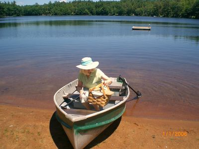 Photo for Romantic Cottage Getaway With Free Use Of Kayaks And Boat. Available 3 seasons.