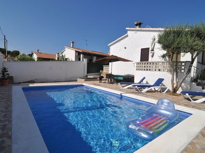 Photo for SUNNY HOUSE WITH PRIVATE SWIMMING POOL + WIFI
