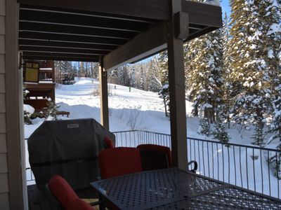 Photo for NEW!!!  TRUE SKI IN/SKI OUT!  HAPPY TRAILS LUXURY TOWNHOUSE ON HOME AGAIN TRAIL!