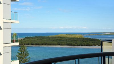 Photo for Unit 115 Grand Pacific, stunning views!