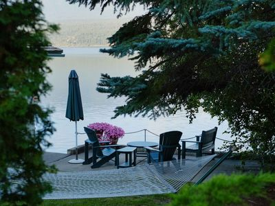 Photo for Family Cottage Right on Lake Windermere