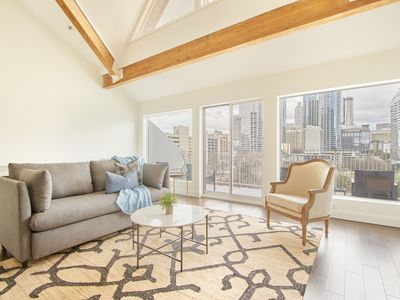 Photo for Sonder | Baltimore Place | Luxe 2BR Penthouse