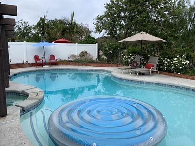 Photo for Private Heated Pool 'Home Away from Home' for Southern California Adventures!