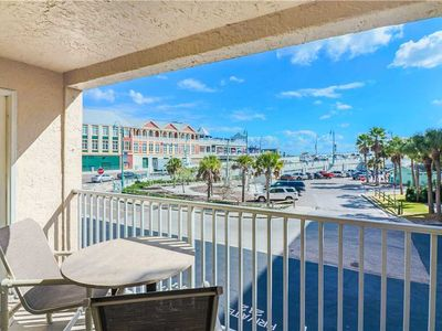 Photo for John's Pass Views From This Corner Unit in Beach Front Complex - Free WiFi