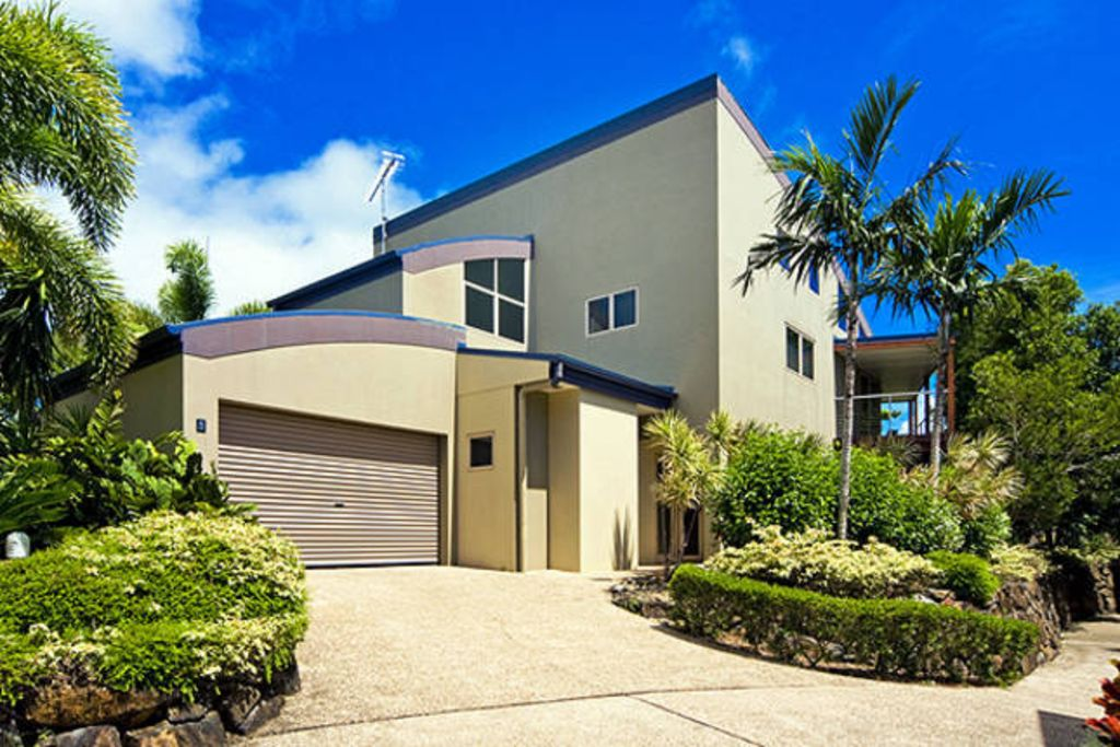 Cooinda giardini 6 su hamilton island homeaway for Piani di casa in stile west indian