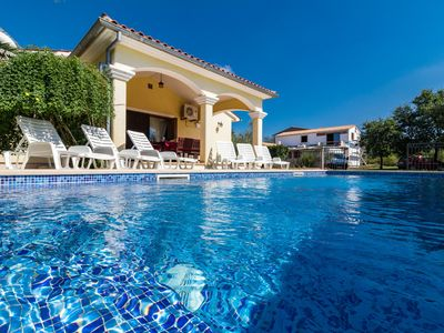 Photo for Relaxing  Modern Villa in peaceful position!