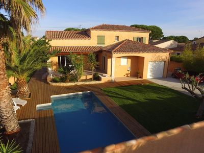Photo for Holiday Villa in the Camargue