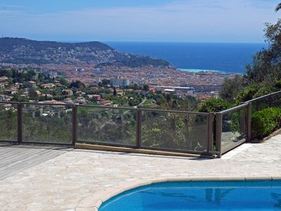 Photo for 6BR Villa Vacation Rental in Nice, Cote d'Azur